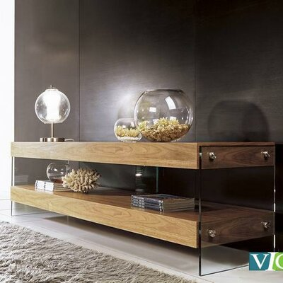 Wade Logan Patterson TV Stand