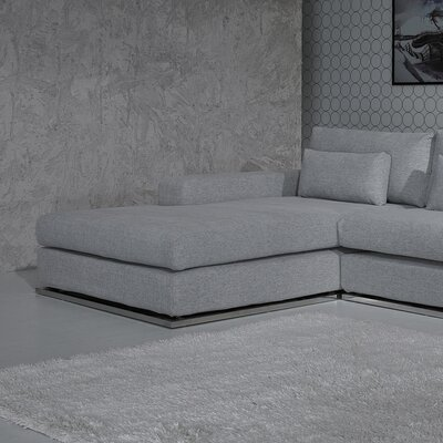 Wade Logan Thayne Ashfield Reversible Chaise Sectional : logan sectional sofa - Sectionals, Sofas & Couches