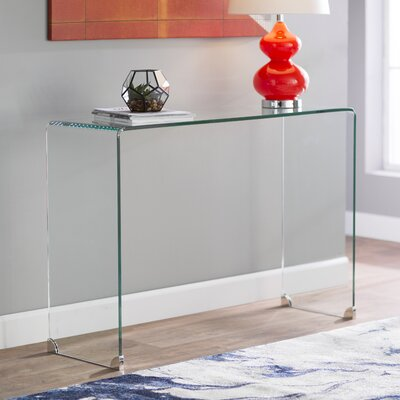 Wade Logan Cliffcrest Console Table U0026 Reviews | Wayfair