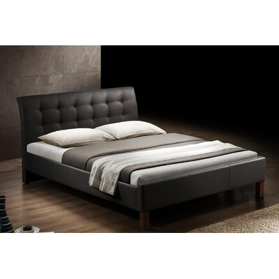 Corrigan Studio Chandler Upholstered Platform Bed