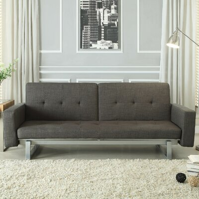 Corrigan Studio Felix Convertible Sleeper Sofa