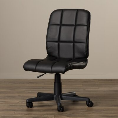 Corrigan Studio Ceil Mid-Back Quilted Task Chair