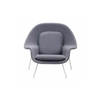 Corrigan Studio Maxime Lounge Chair and Ottoman