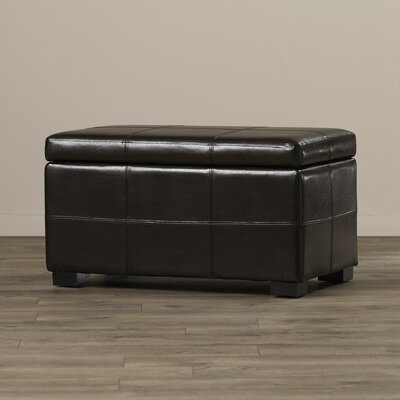 Zipcode™ Design Dana Leather Storage Ottoman