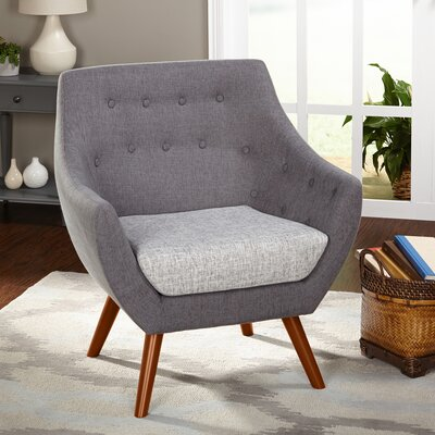 Langley Street Murfreesboro Arm Chair