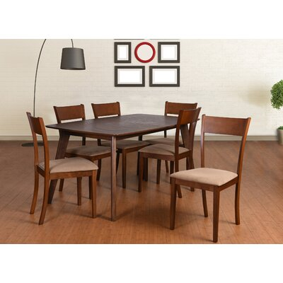 Langley Street Norloti 7 Piece Dining Set