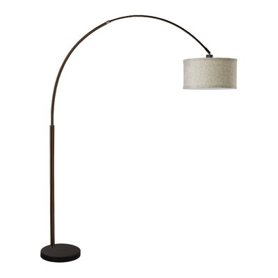 Langley street maui 81 arched floor lamp reviews wayfair aloadofball Image collections