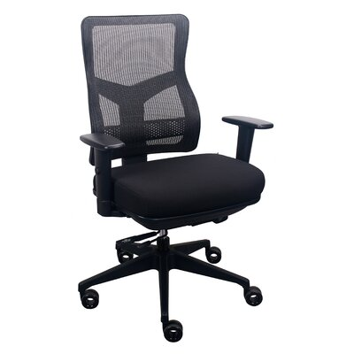 Tempur-Pedic High-Back Mesh Executive Office Chair with Arms