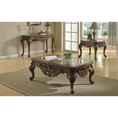 BestMasterFurniture 2 Piece Coffee Table ..