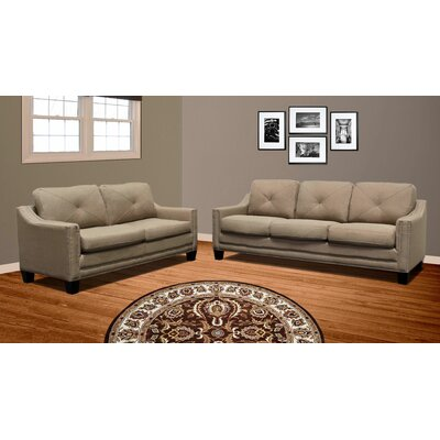 BestMasterFurniture Sofa and Loveseat Set