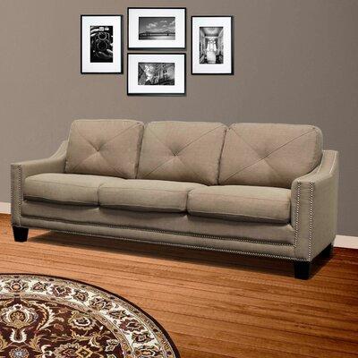 BestMasterFurniture Nailhead Sofa
