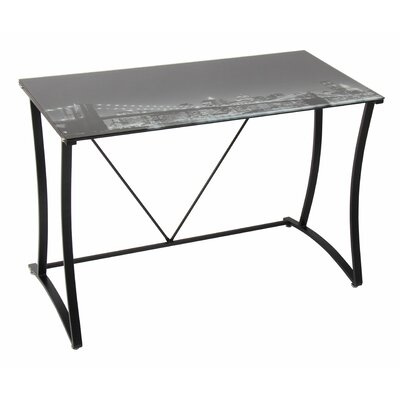 BestMasterFurniture Brooklyn Bridge Writing Desk