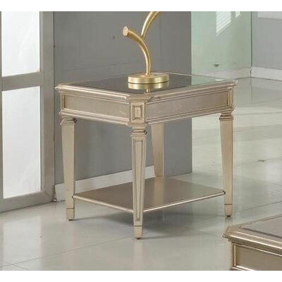 BestMasterFurniture Palais End Table