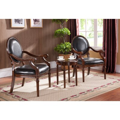 BestMasterFurniture Traditional 3 Piece Living R..
