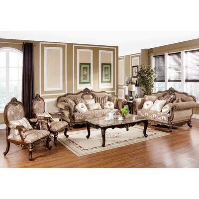 BestMasterFurniture Traditional 3 Piece Living ..