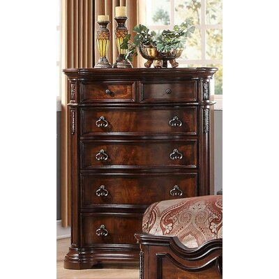 BestMasterFurniture 6 Drawer Chest