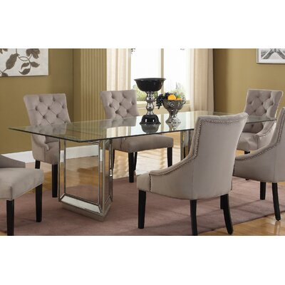 BestMasterFurniture Nicolette Dining Table