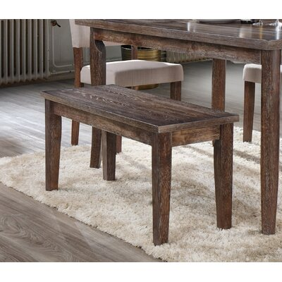 BestMasterFurniture Mindy Wood Kitchen Bench