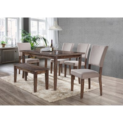 BestMasterFurniture Mindy 6 Piece Dining ..