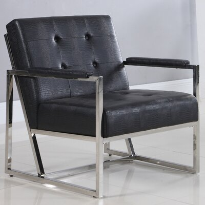 BestMasterFurniture Leather Living Room Arm Chair