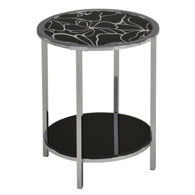 !nspire 2 Tier End Table