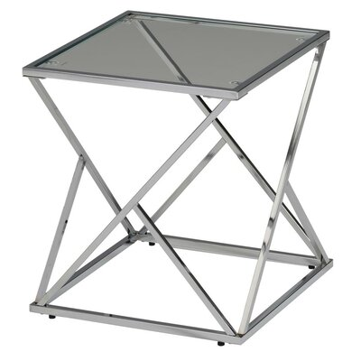 !nspire Geometric Shape End Table