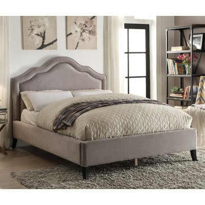 !nspire Queen Upholstered Platform Bed Image