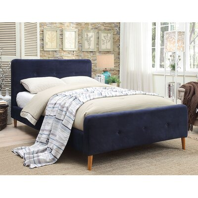 !nspire Upholstered Platform Bed