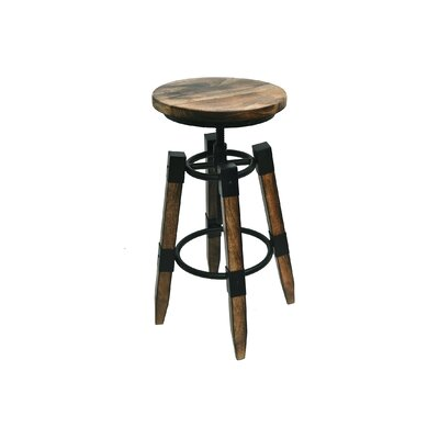 !nspire Adjustable Height Bar Stool