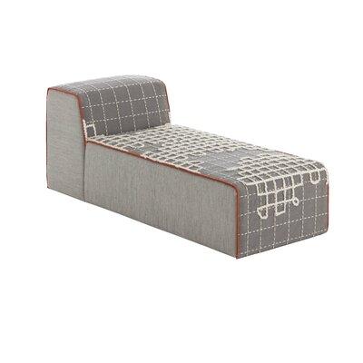 GAN RUGS Bandas Space A Chaise Lounge