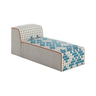 GAN RUGS Bandas Space C Chaise Lounge