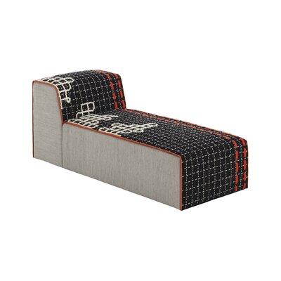 GAN RUGS Bandas Space D Chaise Lounge