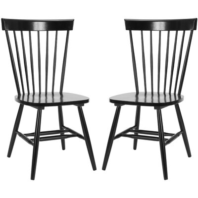 Lark Manor Saint-Pierre Set of 2 Side Chair (Set of 2)