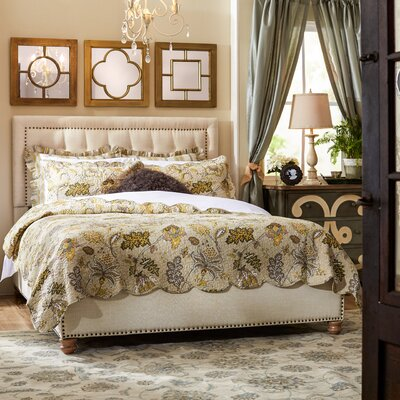 Lark Manor Djibril Upholstered Platform Bed