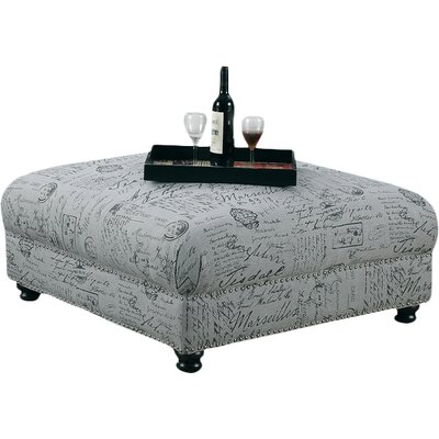 Lark Manor Awa Square Cocktail Ottoman