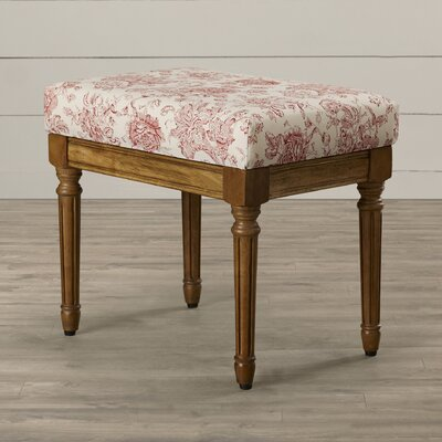 Lark Manor Iban Upholstered Bench
