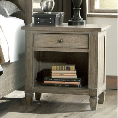 Lark Manor Armoise 1 Drawer Nightstand
