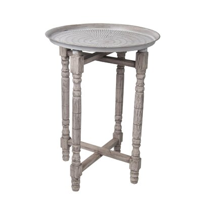 Lark Manor Ugo Bohemian Stamped Table