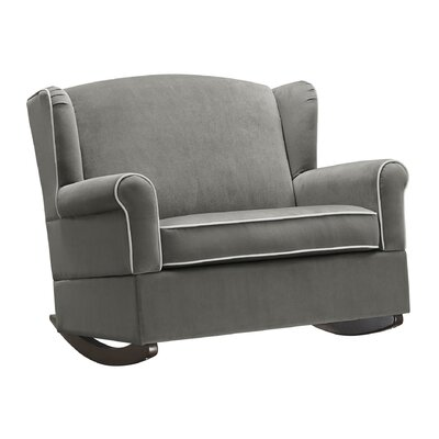 Baby Relax Lainey Wingback Chair & Half Rocker
