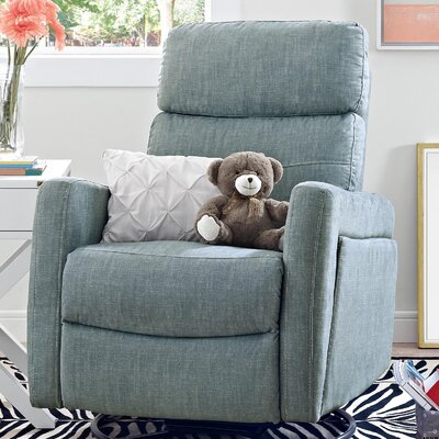 Viv + Rae Mindy Swivel Gliding Recliner