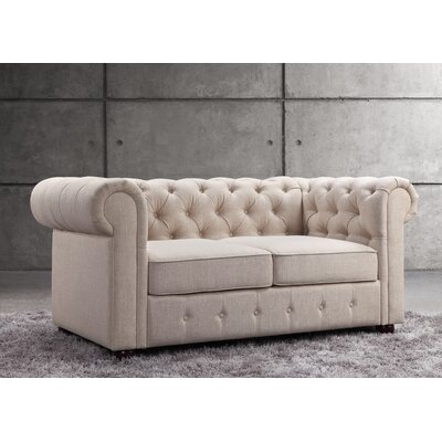 Mulhouse Furniture Garcia Loveseat