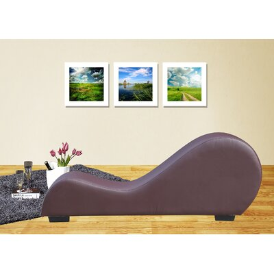 Container Yoga Chaise Lounge