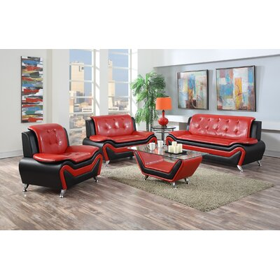 Container Wanda Living Room Set