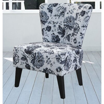 Container Grey Flower Emma Side Chair