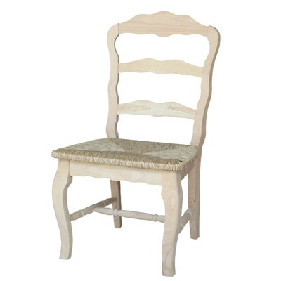 International Concepts Versailles Side Chair wit..