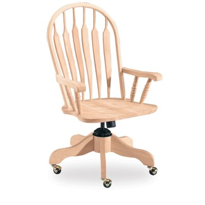 August Grove Nouvel Desk Chair