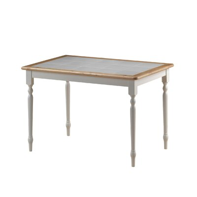 August Grove Bella Tile Top Dining Table