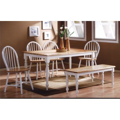 August Grove Bella 5 Piece Dining Set