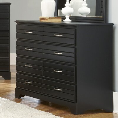 August Grove 8 Drawer Dresser