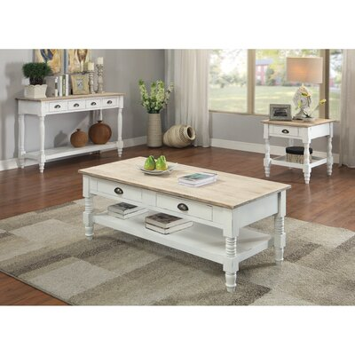 August Grove Abby Ann Coffee Table Set